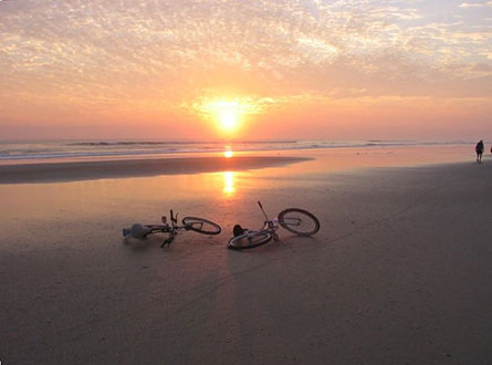 Sunrise Bike Rides